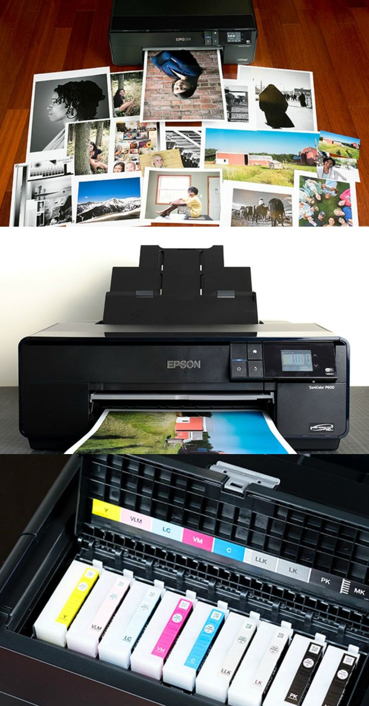 Color printing quality - The Best Photo Inkjet Printer