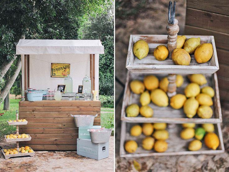 limonaden-stand-hochzeit