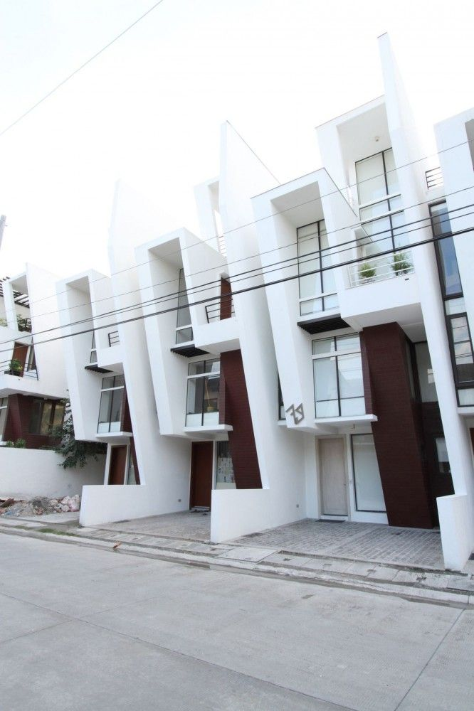Gallery of the house buensalido architects 6 terrace for Terrace design in philippines