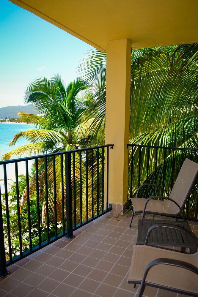 Every room at Emerald Beach Resort has