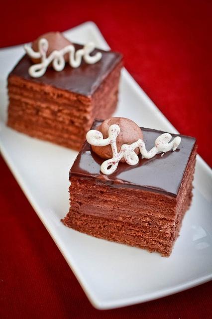Темная Шоколадня Глазурь от Canelle et Vanille