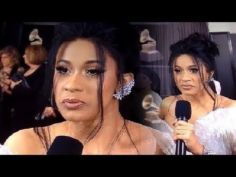 Cardi B Illuminati Mind Control??? - The Grammys Interview (Project MKUl...