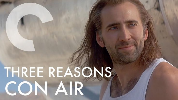 Criterion Collection's Three Reasons: CON AIR
