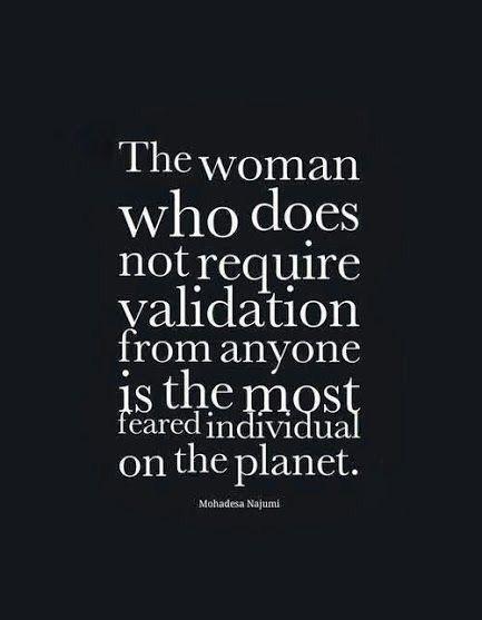 not everyone seeks approval