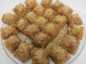 Cocina de Turquía: Baklava