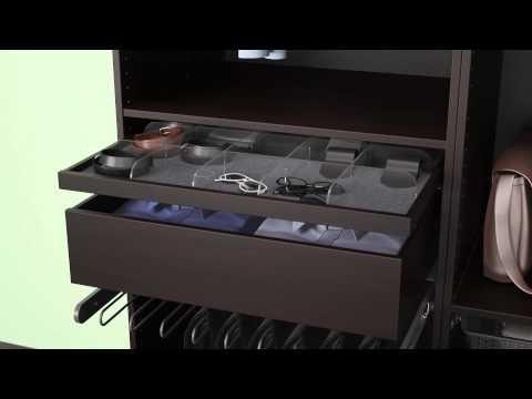 25 best ideas about pax komplement on pinterest begehbarer kleiderschrank - Accessoire dressing ikea ...