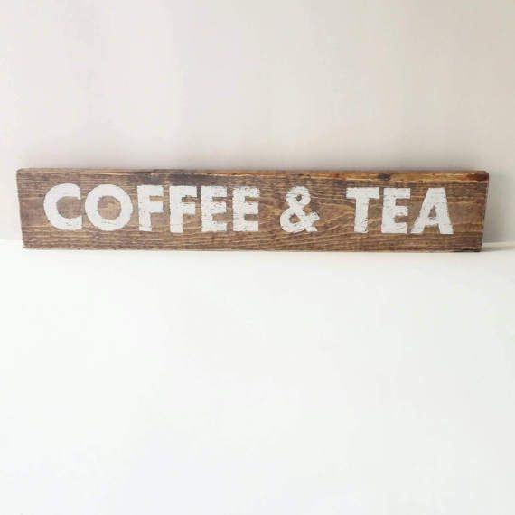 Check out this item in my Etsy shop https://www.etsy.com/listing/516857129/coffee-and-tea-farmhouse-style-country