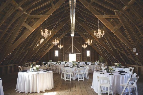 Vancouver Wedding Venues: Saar Bank Farms