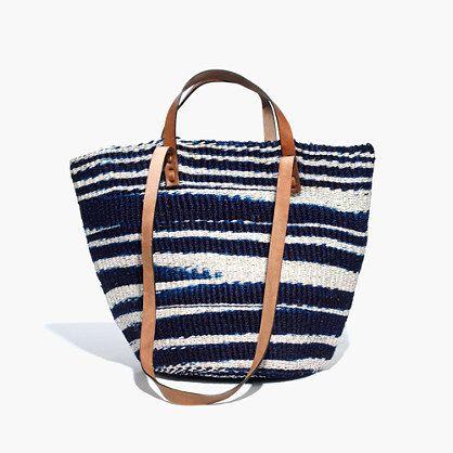 Madewell - Bamboula Ltd. & Madewell Ikat Tote Bag