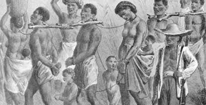 The Atlantic Slave trade reformed slavery. Kind of scary, that something that bad would reform it. They merged into their new societies. African society had already enslaved women. Slavery was there, and it just made it easier for Europe to pick it up and distribute it. The distribution allowed for slavery becoming more severe.