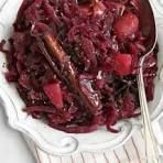Red cabbage with mulled Port & pears | BBC Good Food