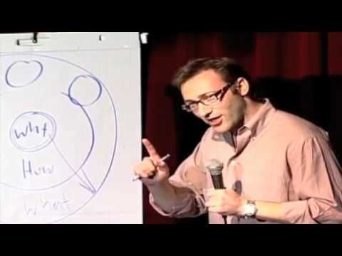 TED TALK: Simon Sinek tell us how great leaders inspire us.  I SHOULD WATCH THIS EVERY DAY!!