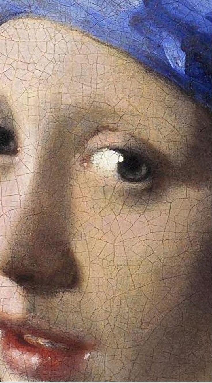 Johannes Vermeer Johannes Vermeerdutch Painterscollage Ideaspearl Earringsinspiring  Artart Historymastersframesyoung Lady