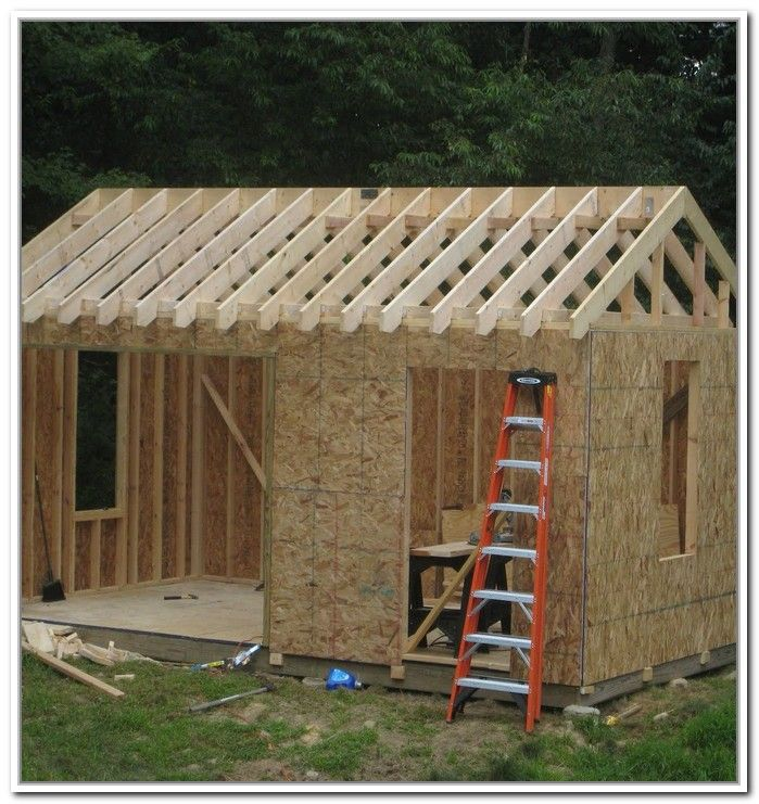 Exquisite Design 10x10 Storage Shed 34 Plans Sheds Small Shed Plans Barn Style Shed Free Shed Plans