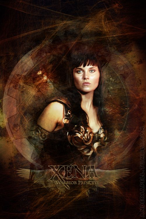 andersapell:  Xena Warrior Princess