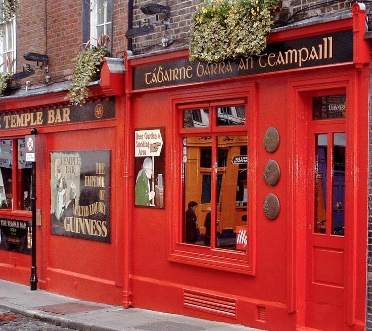 #TempleBar Dublin #Ireland #travel