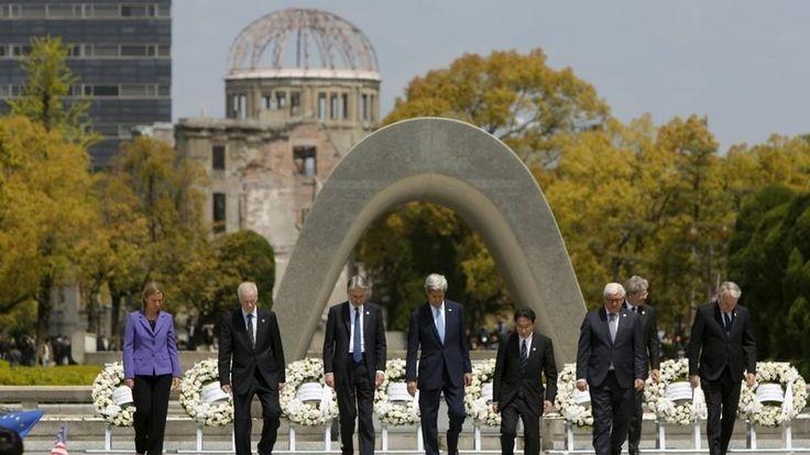 謝罪なき広島訪問に意味はあるのか?~ケリー国務長官被爆地で献花の是非~(古谷経衡) - 個人 - Yahoo!ニュース