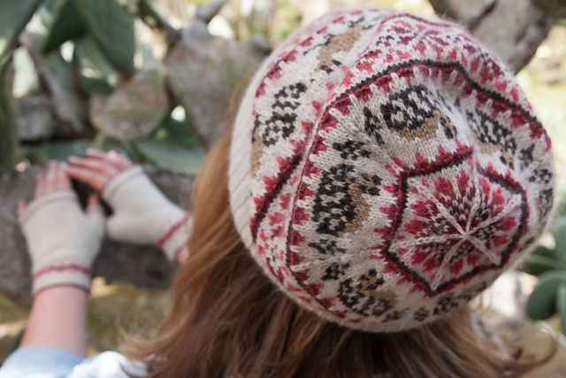 Ravelry: Ringtail Hat pattern by Stephannie Tallent