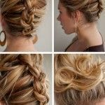 22 Half Up Half Down Hairstyles (Simple Step-by-Step Hair Tutorials) Page 15 of 20