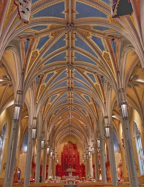 St. Johns Cathedral - Cleveland, Ohio