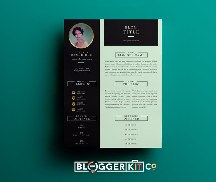 30 best images about Press Kit – Press Kit Template