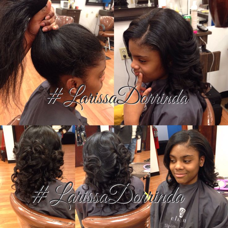 Sewin Curls Ponytail Larissadorrinda 4122814155 Hair
