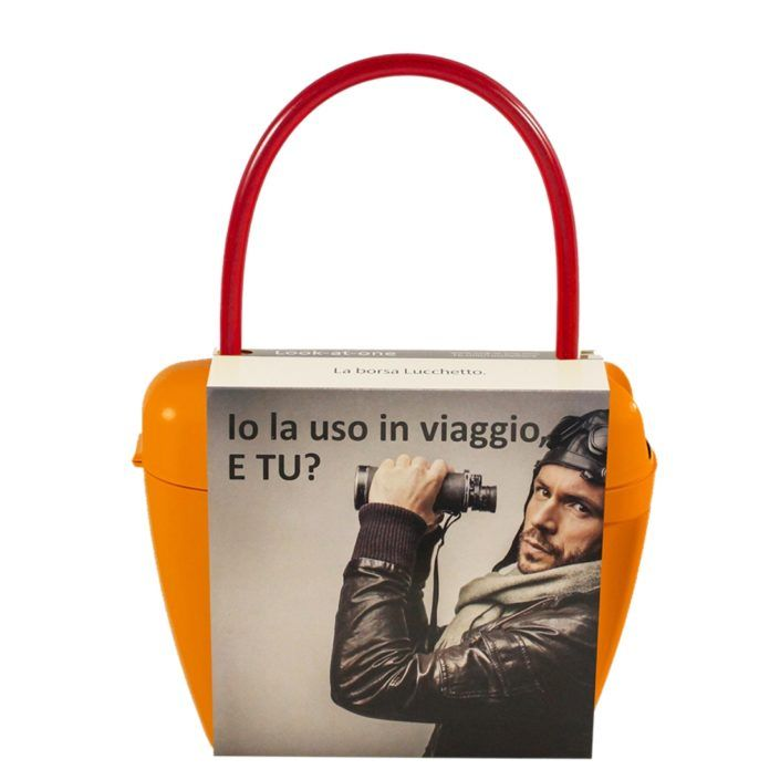 Look-At-One Borsa Lucchetto Melone