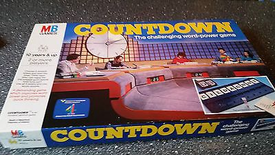 #Vintage mb #games #countdown 1986,  View more on the LINK: 	http://www.zeppy.io/product/gb/2/111950619980/
