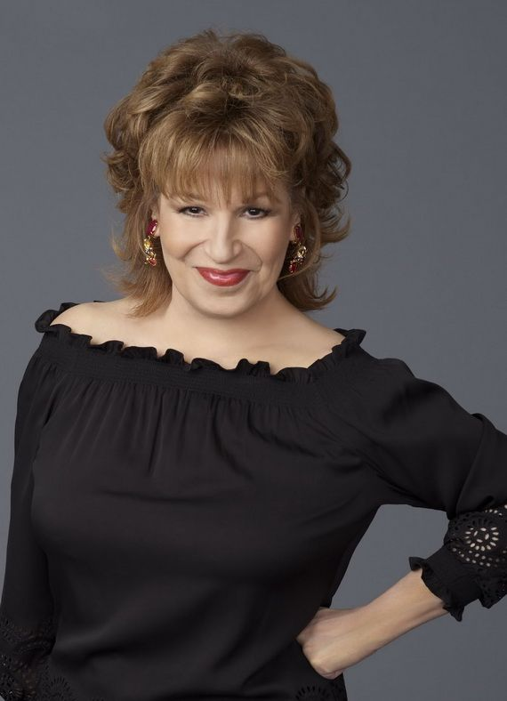 Joy Behar - (b 10/07/1942 NY) former talk show host - The View - comedienne