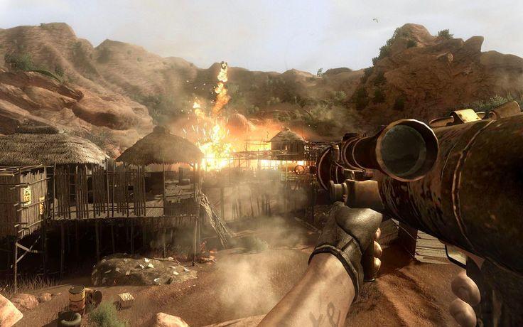 Caracteristicas y Requisitos de juegos: Far Cry 2