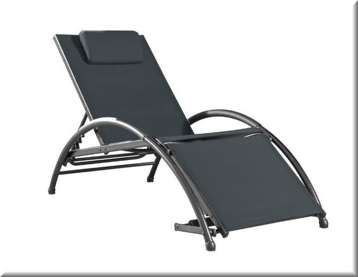 17 best ideas about outdoor chaise lounge chairs on for Black metal chaise lounge outdoor