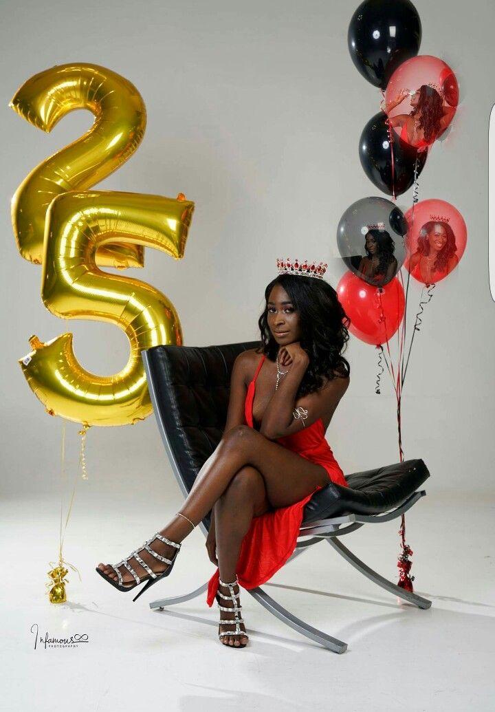 25th birthday photoshoot @mrzchoice