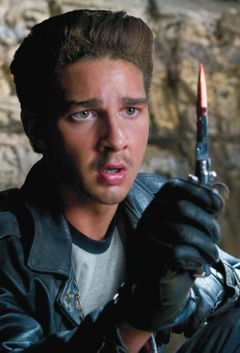 """Henry """"Mutt"""" Jones III. Played by Shia LaBeouf in Indiana Jones and the Kingdom of the Crystal Skull."""