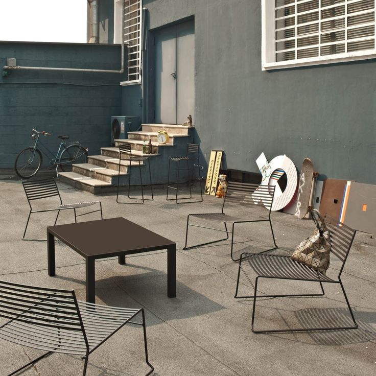 Emu Aero lounge chair Rubensstraat Pinterest Emu, Garden - outdoor mobel set tribu
