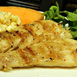 A simple recipe for barbecued halibut. Soy sauce and brown sugar add a special zip that is uncommonly delicious.