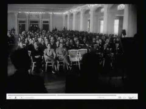 1944 Bretton Wood's International Monetary Conference.  First Major World's Financial Meeting