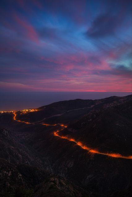 Malibu Canyon, Los Angeles, California