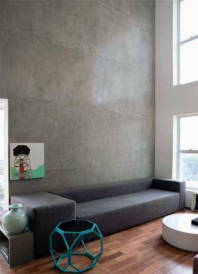 Pintando Ambientes: Dosando bem, preto pode deixar ambiente chique, é só ousar!