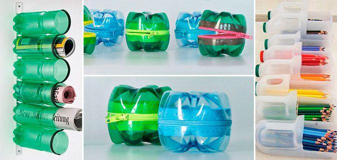 30 Maneiras super criativas de reutilizar garrafas de plástico   Tudo Interessante   Curiosidades, Imagens e Vídeos interessantes