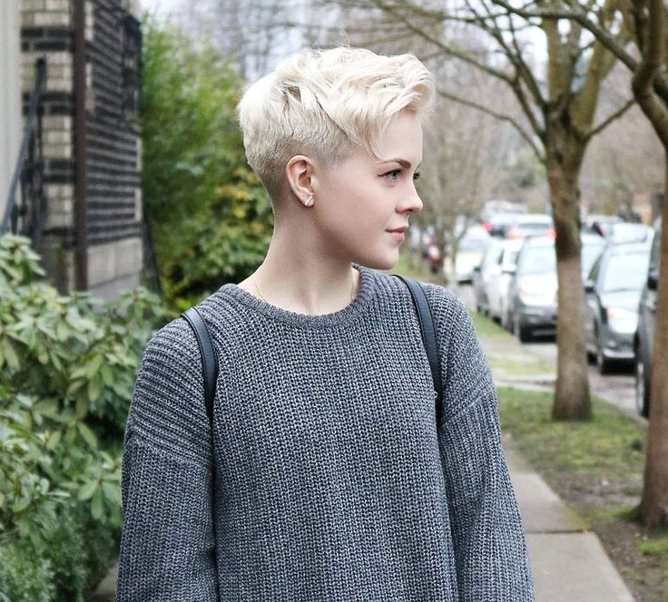 Image Result For Pixie Cut Long Top Short Sides