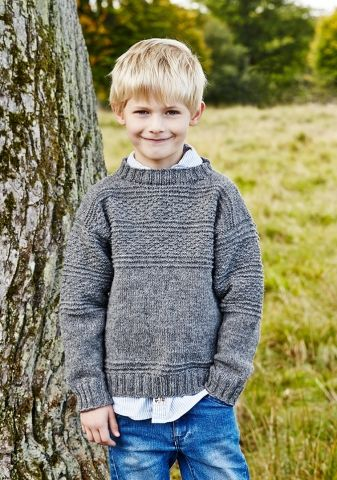 Guernsey sweater for kids