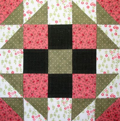 Starwood Quilter: National Read a Book Day and Bookworm Quilt Block