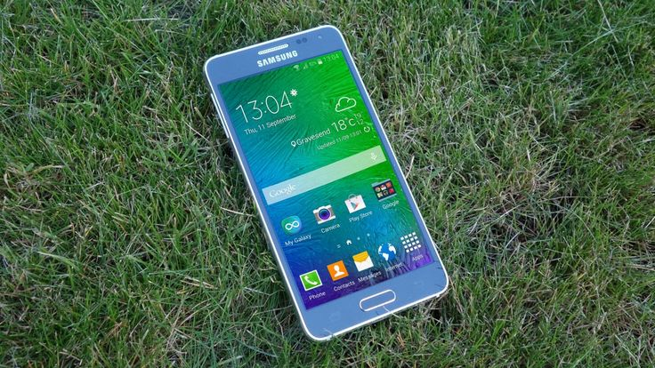 Samsung Galaxy Alpha review | Samsung puts premium design ahead of bare spec chasing for once, and the results are strong. Reviews | TechRadar