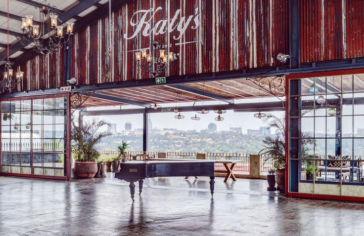Katys Palace Bar - Sandton JHB