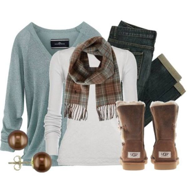 104 best images about Ugg Boots/Outfits on Pinterest