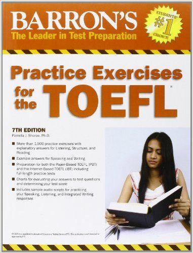 toefl essay practise
