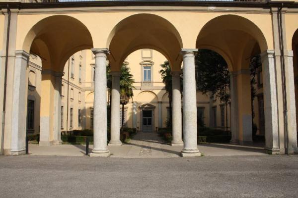 Villa Crivelli Pusterla - complesso-Garnerone, Daniele(2012)