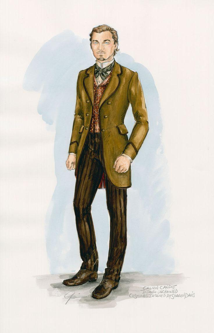 1850 1870 costume djangounchainedorg Gambler Ancestor inspiration