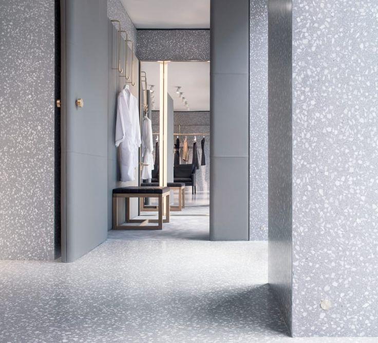 David Chipperfield Architects, Santi Caleca · Valentino London Flagship Store
