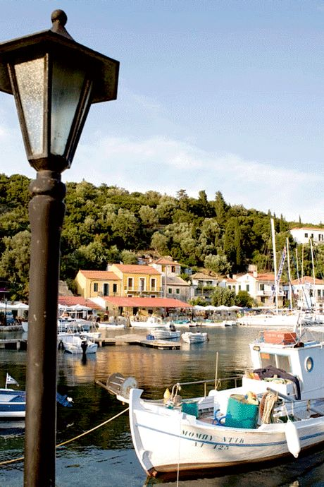...and if you find her poor, Ithaka hasn't deceived you. So wise you have become, of such experience, that already you'll have understood what these Ithakas mean. ~Constantine P. Cavafy  (Kioni harbour,Ithaca)